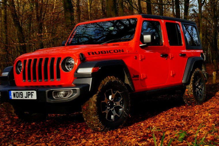 Video review: Jeep Wrangler