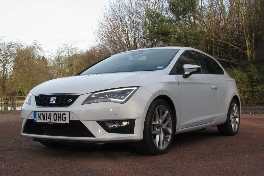 review: seat leon sc 1.4 tsi act 150ps | leasing