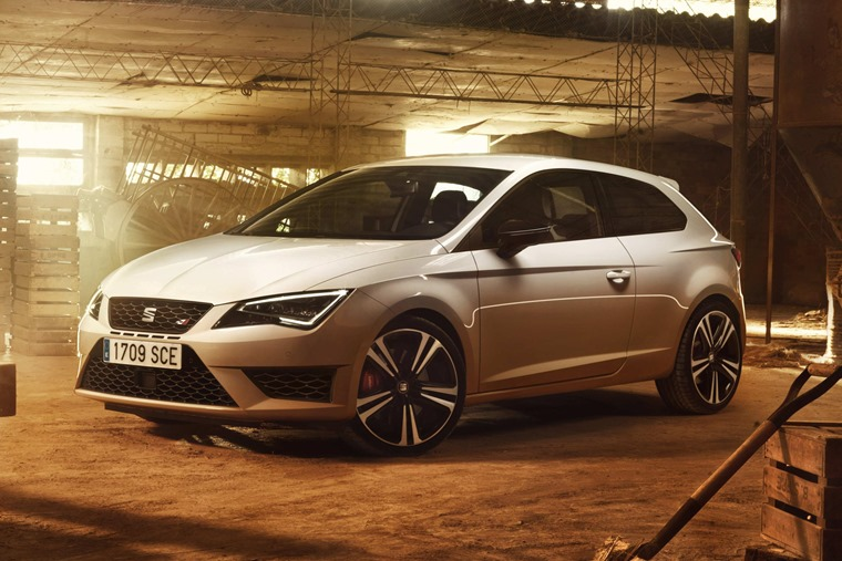 power boost for updated leon cupra | leasing