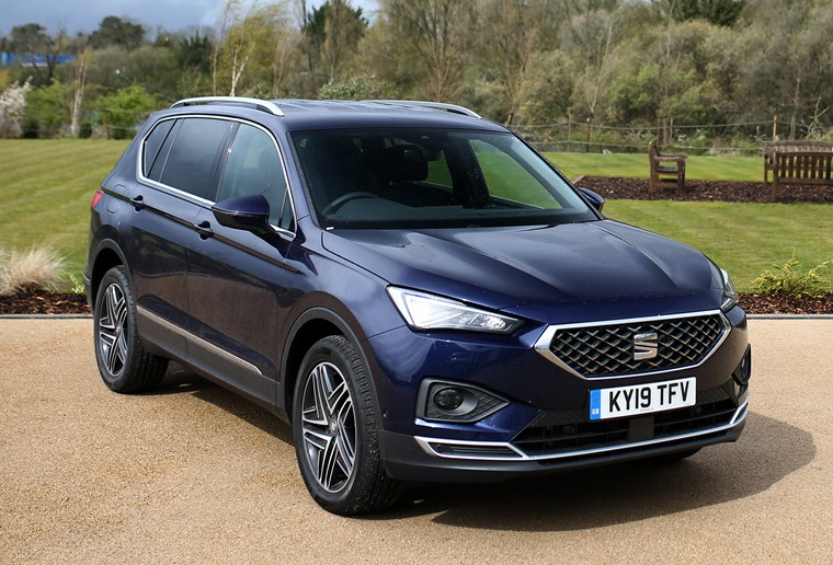 SEAT Tarraco - UK - Apr 2019 (6)