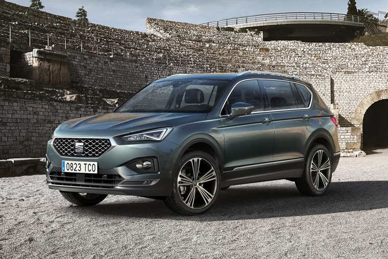 Seat Tarraco front ns