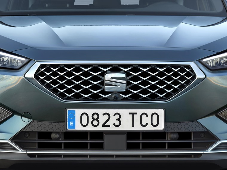 Seat Tarraco grille design