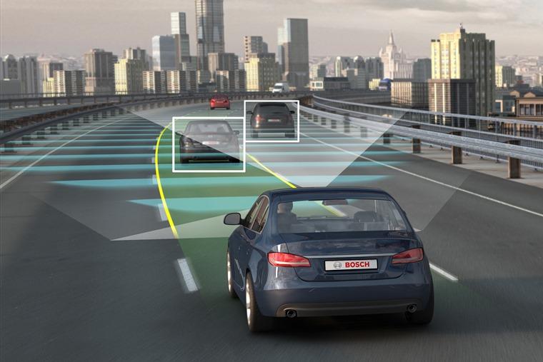 Self driving autonomous cars (2)