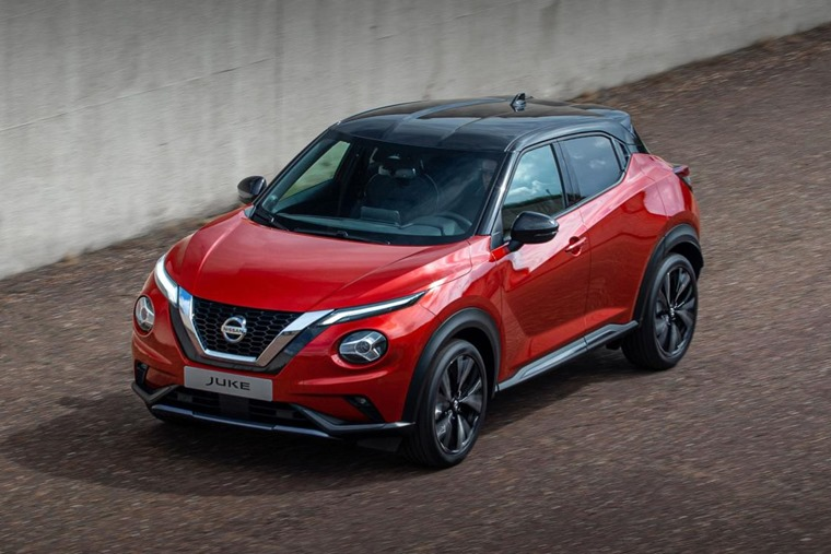 Sep. 3 - 6pm CET - New Nissan JUKE Unveil Dynamic Outdoor - 11