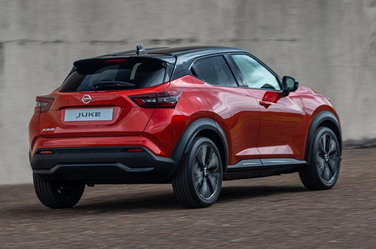 Sep. 3 - 6pm CET - New Nissan JUKE Unveil Dynamic Outdoor - 15