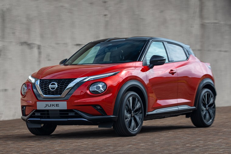 Sep. 3 - 6pm CET - New Nissan JUKE Unveil Dynamic Outdoor - 16