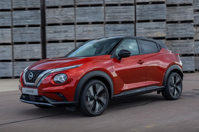 Sep. 3 - 6pm CET - New Nissan JUKE Unveil Dynamic Outdoor - 8