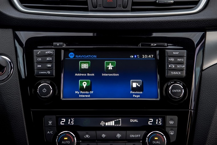 With lots of cars now fitted with touchscreen infotainment systems, there really is no excuse to be reaching for your smartphone behind the wheel.