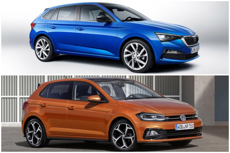 Skoda Scala and VW Polo