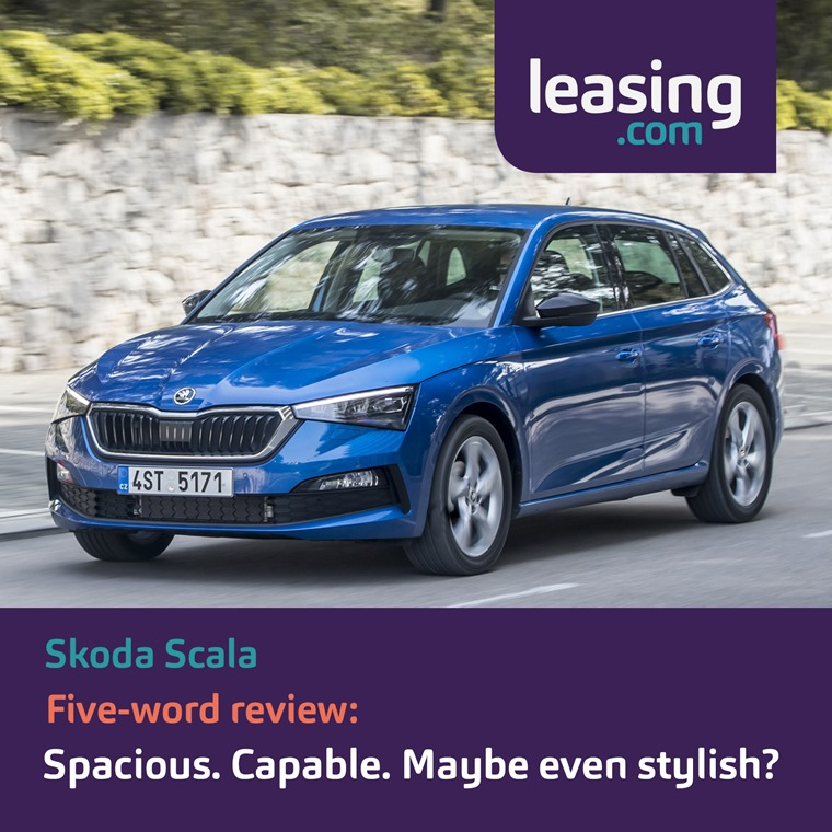 Skoda Scala five-word-review