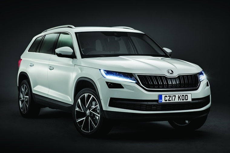 The 17-plate is officially here, in this case on the great Skoda Kodiaq