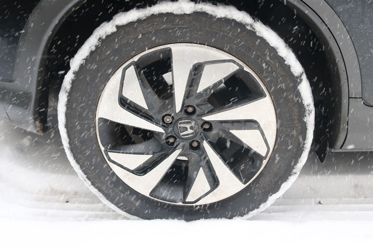 Tyre condition is an important consideration during the winter months.