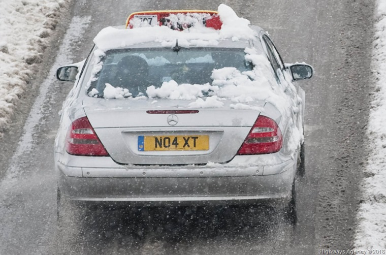 Is the darkness really to blame, or is it the harsher weather conditions drivers face in winter?