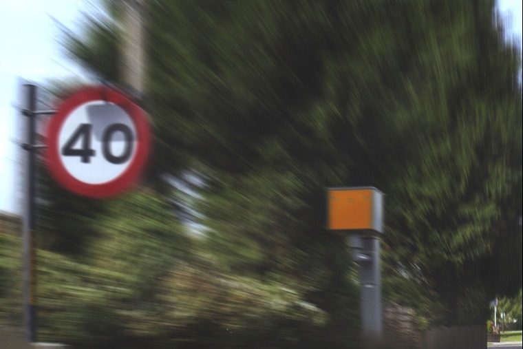 Speeding fines rise to 150% of your weekly wage