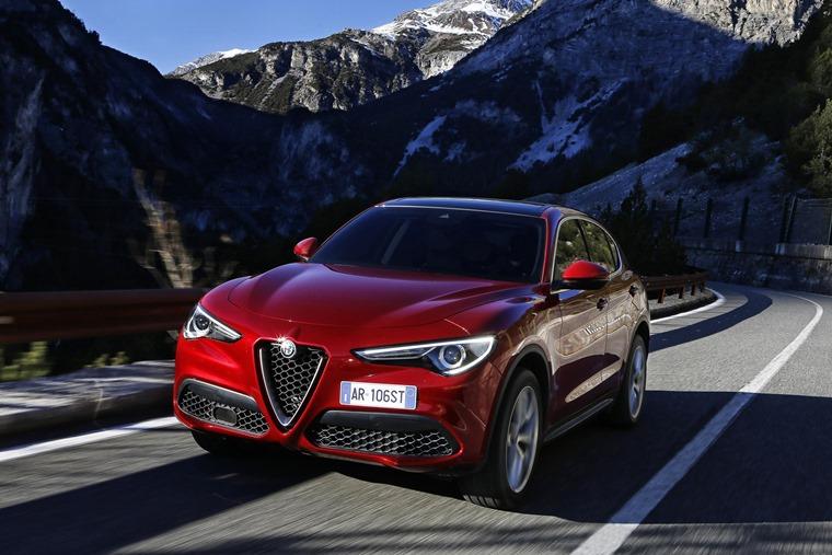 Alfa Romeo Stelvio (1 September)