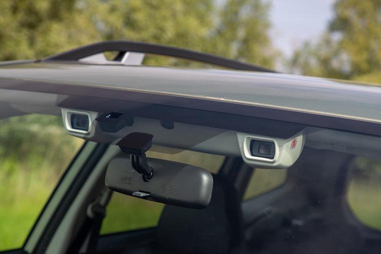 Subaru Driver Monitoring System