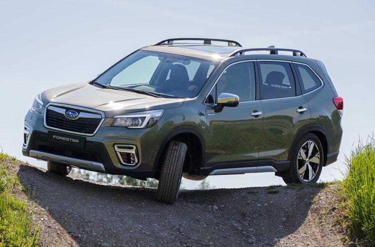Subaru Forester e-Boxer AWD