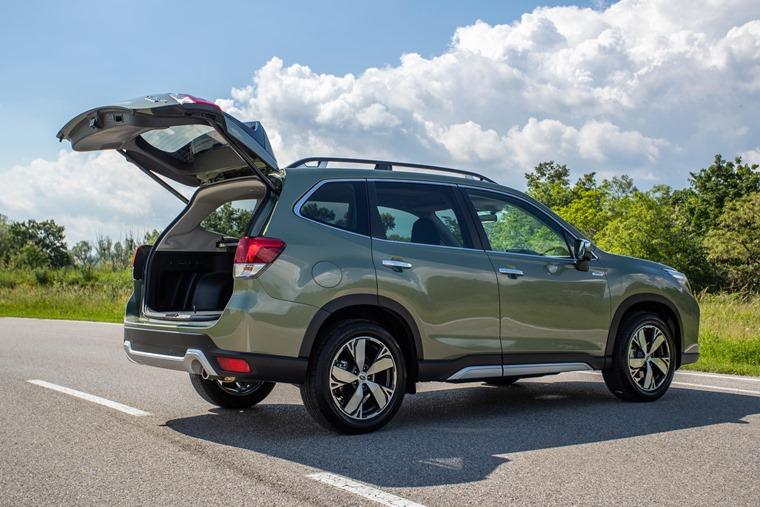 Subaru Forester e-Boxer rear