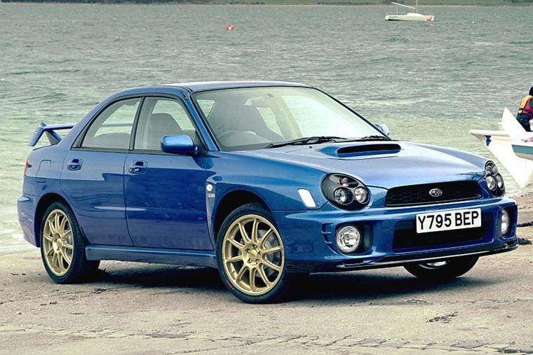 Subaru Mica Blue