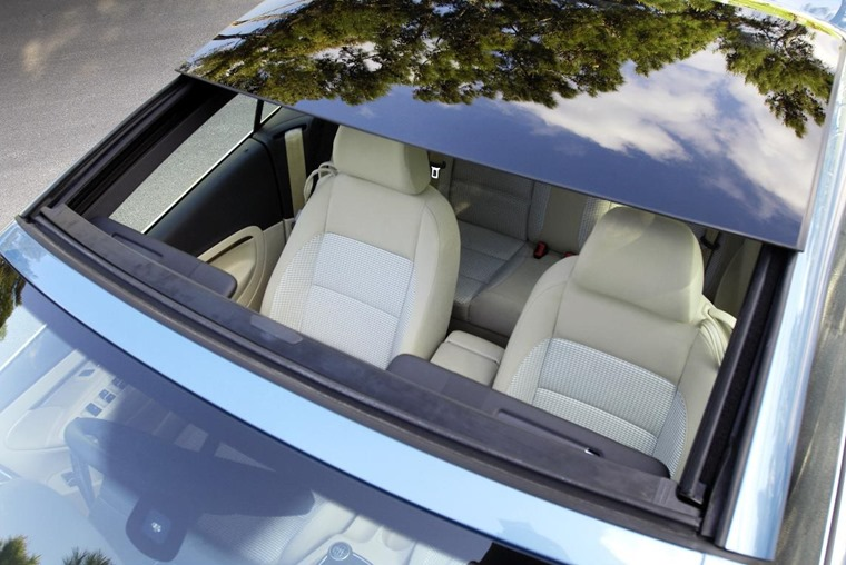 Certain options such as sunroofs and heated seats can affect emissions, which could in turn affect certain derivatives' tax bands.