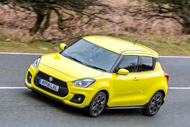 Suzuki Swift Sport 2018 Lead