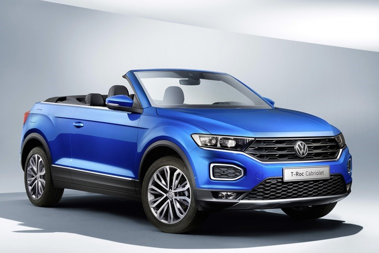 T-Roc Cabriolet lead