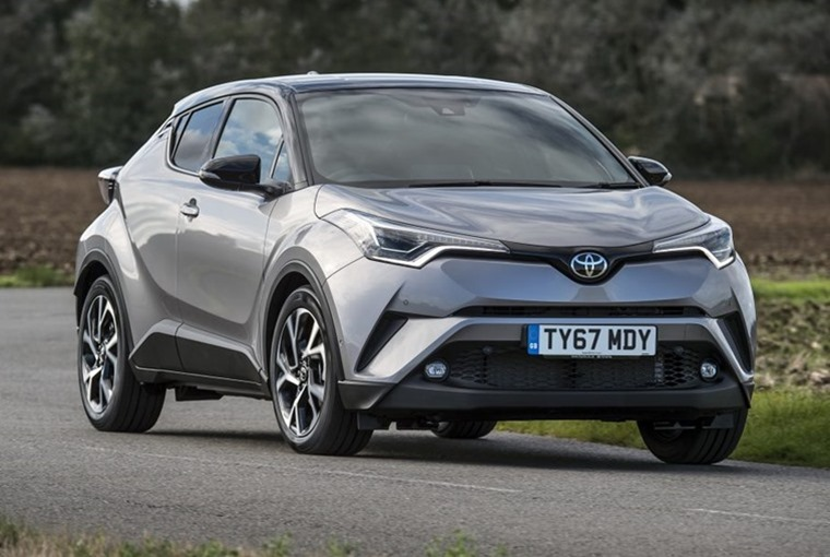 Top five hybrids for under £350 per month…