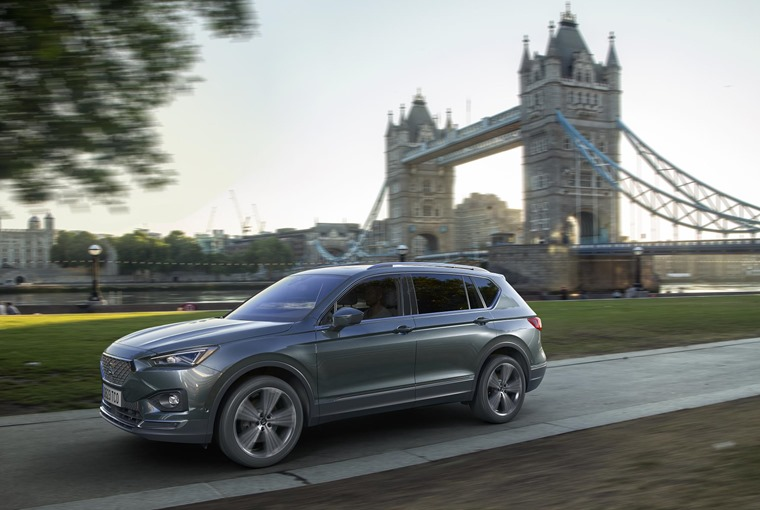 Tarraco in the spotlight as SEAT opens for ordering on its new flagship model (3)