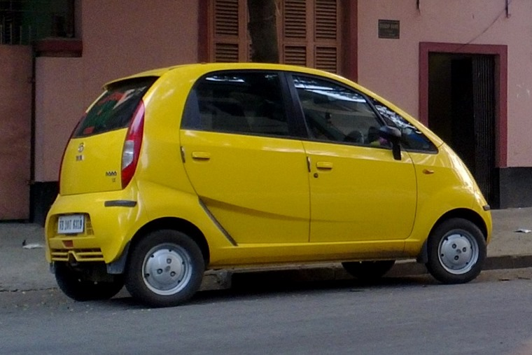 Tata's Nano was meant to mobilise Indians by replacing motorcycles