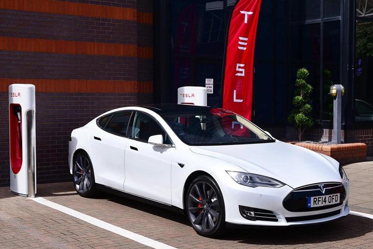 Tesla Birmingham charger