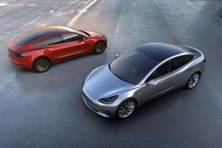Unless we all take up Teslas over the next few decades, the government will fall short of its 2040 target.