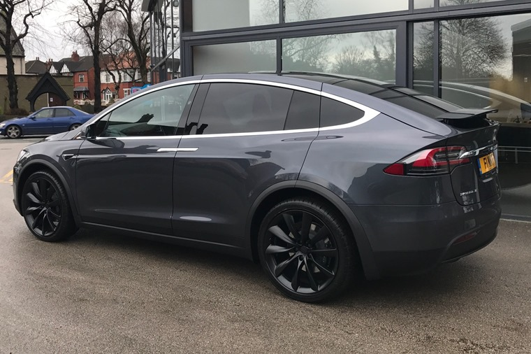 There's nothing else quite like the Model X on the market, so if you favour individuality, it's probably a good choice for you.