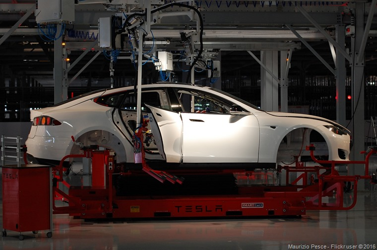 All Teslas built hereon in will feature tech that will enable them to become completely driverless in the future.