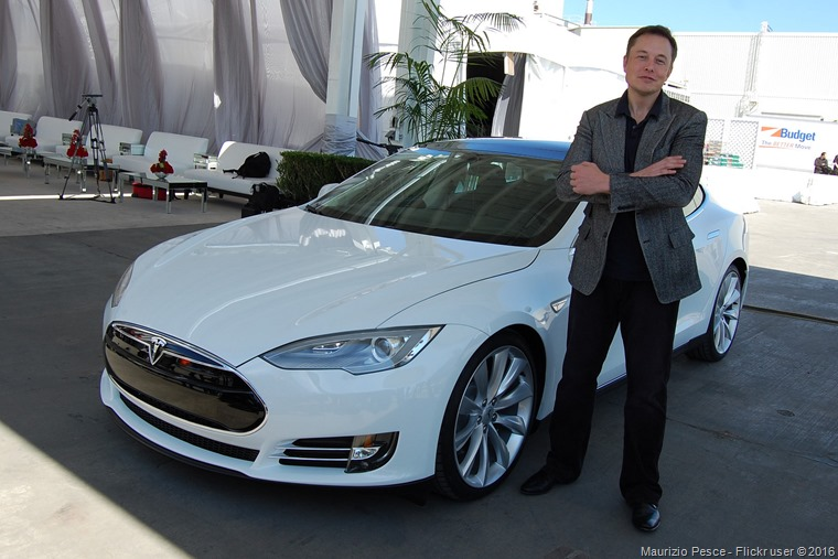 "Elon Musk will announce a new Tesla product on 17 Oct that will be a ""surprise to most""."