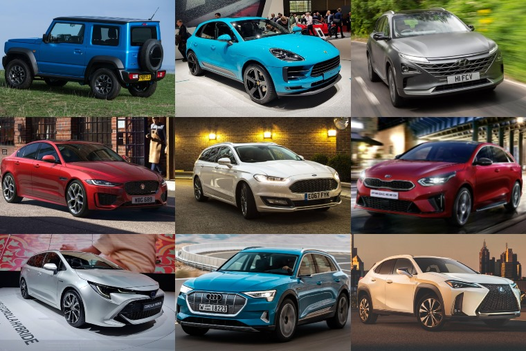 The best and worst cars for security 2019