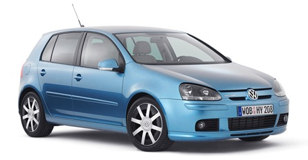 The Volkswagen Golf Tdi Hybrid Concept