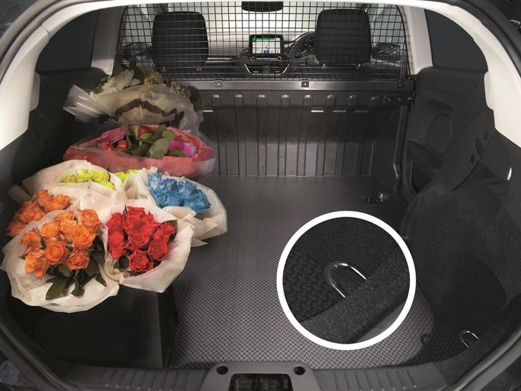 The new Ford Fiesta Van