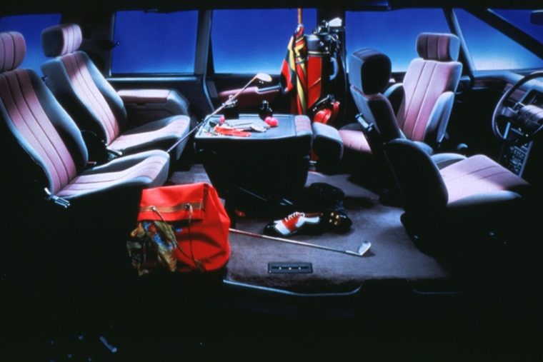 The original Renault Espace was one of the first cars to attempt to reinvent the way we use a car's interior.