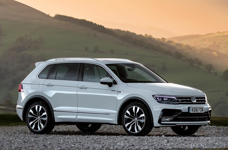 Lease a VW Tiguan