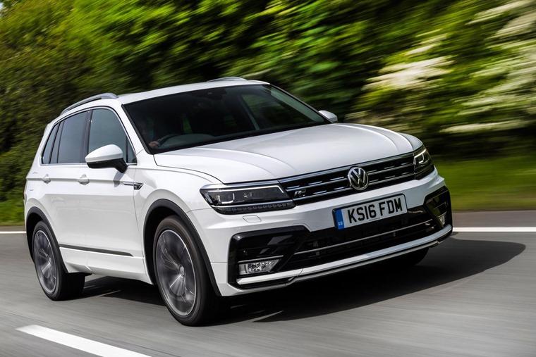 Volkswagen Lease Deals >> Volkswagen Tiguan Update Offers More Power Available Now Leasing Com