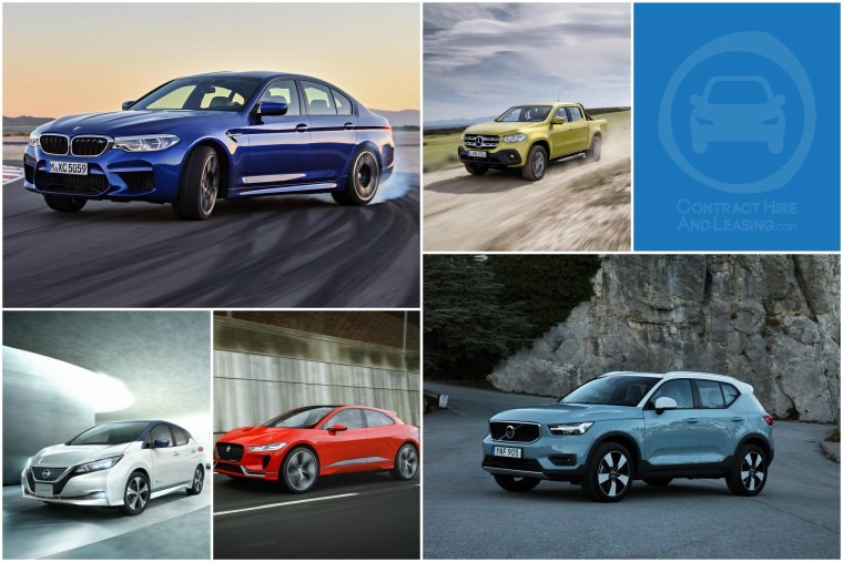 Top five cars we're most looking forward to in 2018