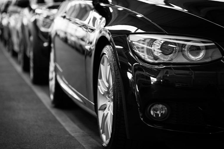 Top five company cars