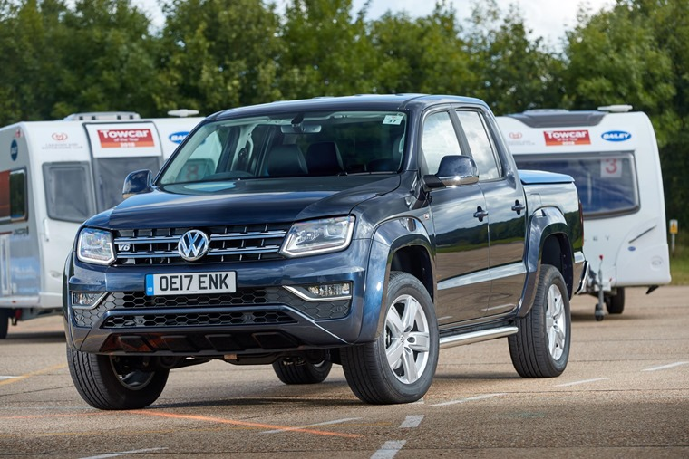 Volkswagen Amarok for under £350 a month.
