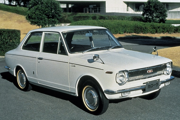 Toyota Corolla First generation
