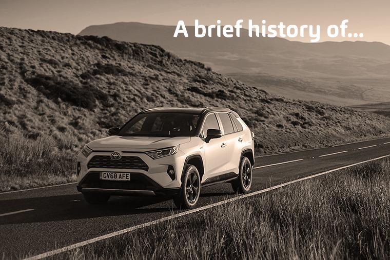Toyota Rav4 Brief History