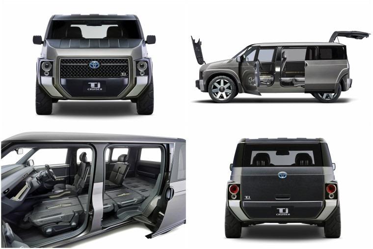 Toyota TJ Cruiser – a proper SUV?