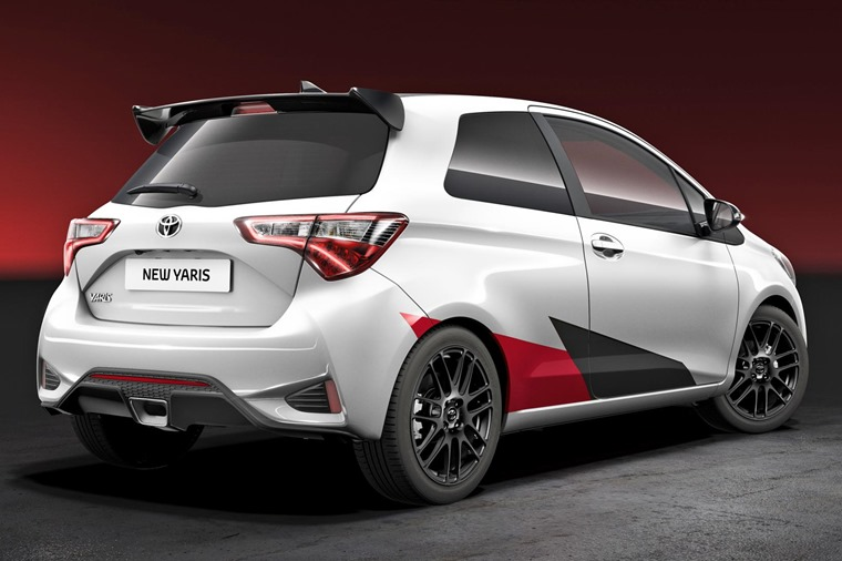 Toyota's upcoming Yaris hot hatch has yet to be named, but it is influenced by the company's WRC car.