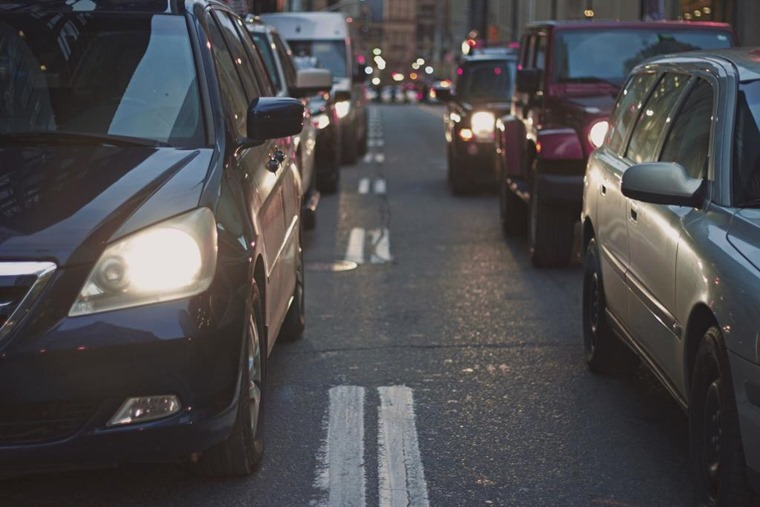 Typical drivers in the major towns and cities spend on average 31 hours a year stuck in jams.