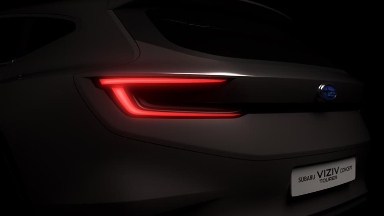 Subaru Viziv Tourer 2018 Geneva Motor Show
