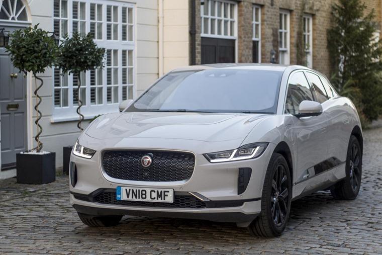 UK Car of the Year 2019 - Jaguar I-Pace